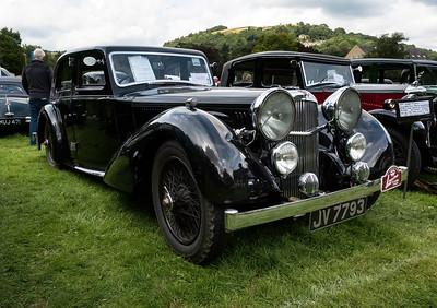 1939 Alvis Speed 25