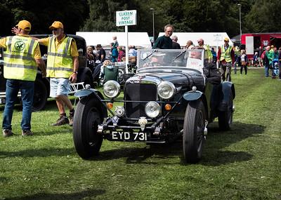 1940 Alvis 12/70 Sport