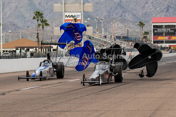 2017 NHRA Lucas Oil Drag Racing Series Division 7 Season Opener Eliminations from Wild Horse Pass