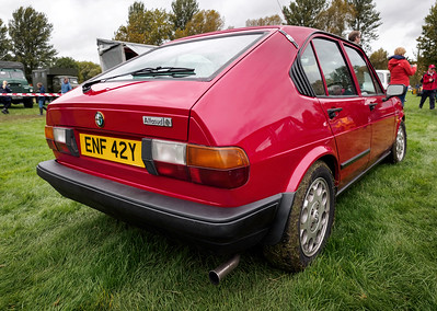 1983 Alfa Romeo Alfasud 1.5
