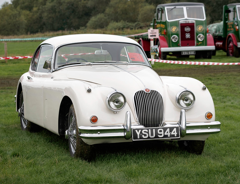 1959 Jaguar XK150 Coupé