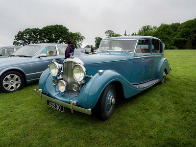 1939 Bentley Mark V Saloon
