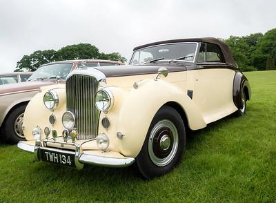 1955 Bentley R-type Park Ward Drophead Coupé