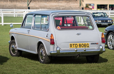 1969 Austin 1300 Countryman