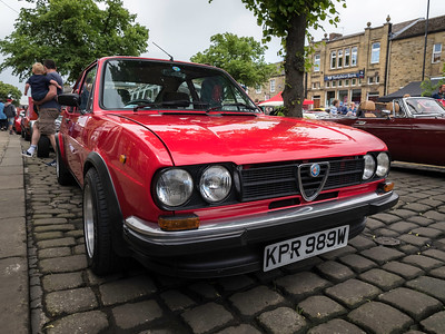 1980 Alfa Romeo Alfasud Ti