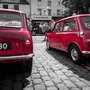 Tw0 1959 Austin Sevens