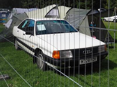 1990 Audi 100 E