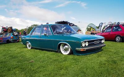 1972 Audi 100 LS