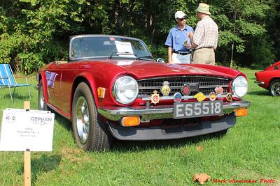 1976 Triump TR-6
