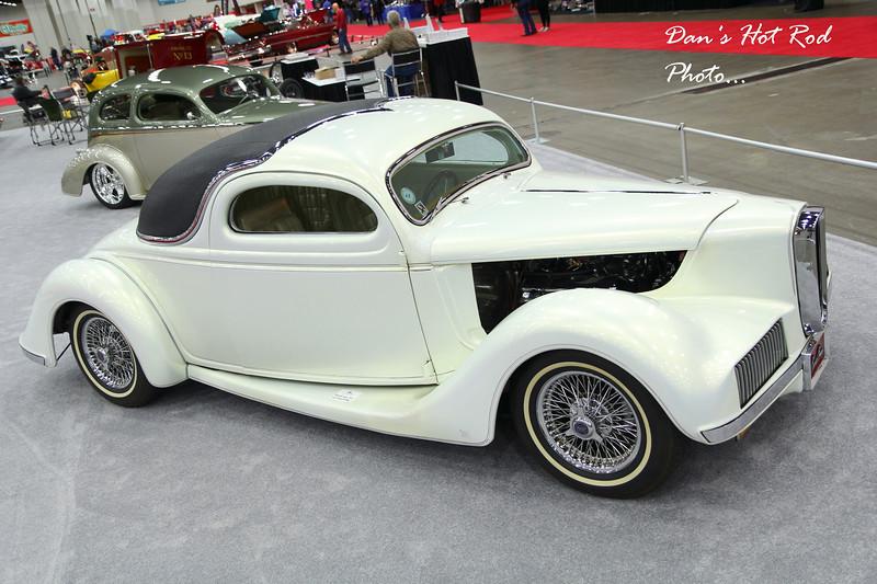 "Rick Klibenski's 1935 Ford ""Crown Coupe"""
