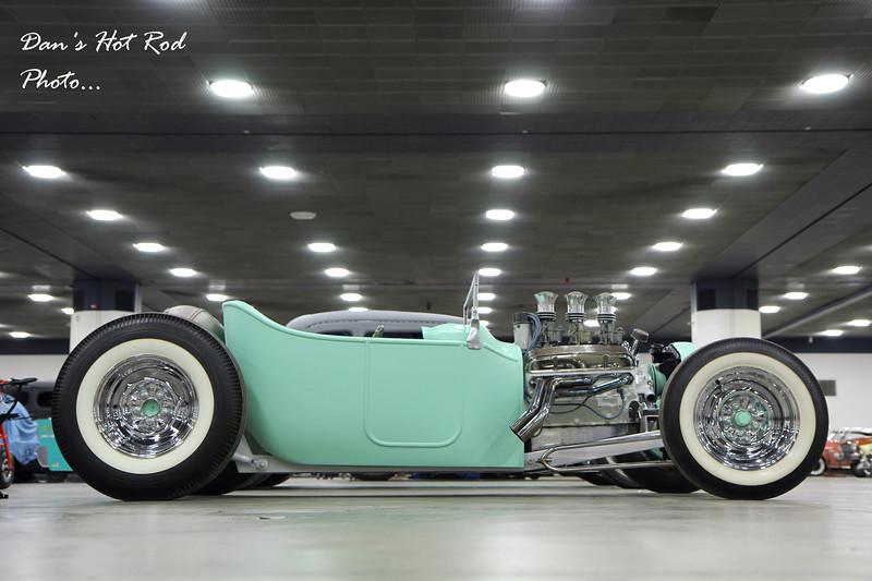 R. Robbins' 1923 Ford Model T
