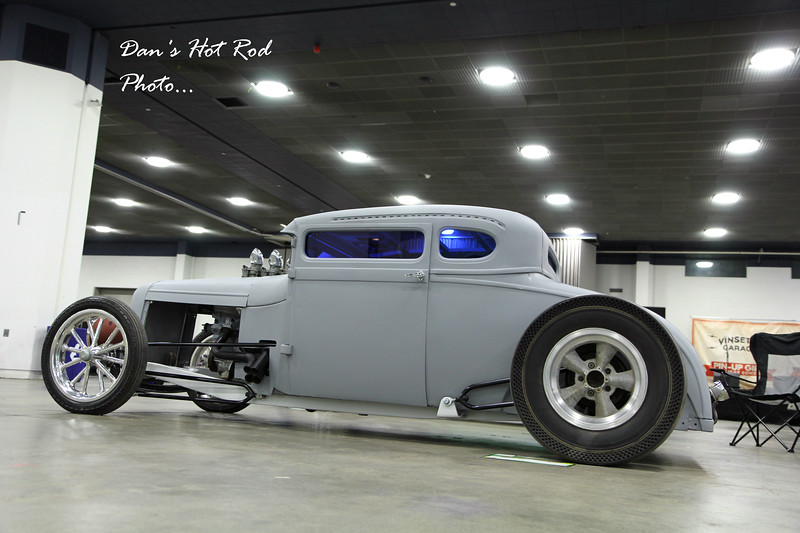 Jesse Robbins' 1929 Ford Model A