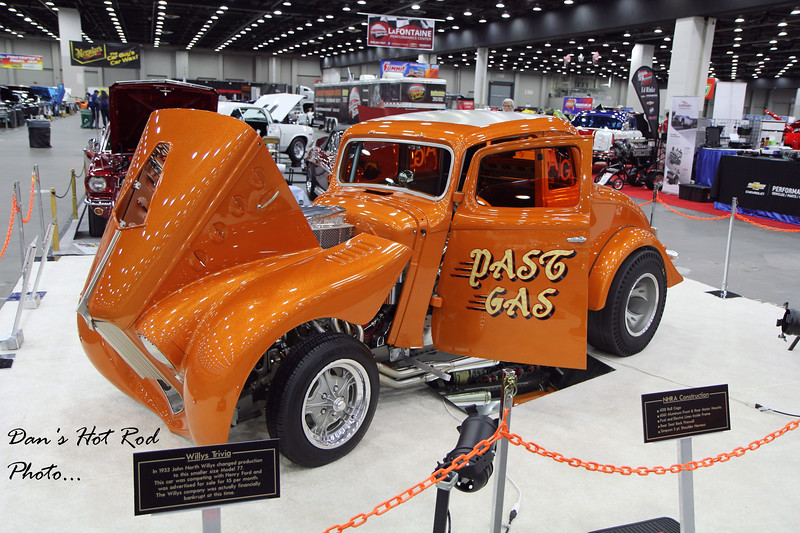 Dan Weaver's 1933 Willys