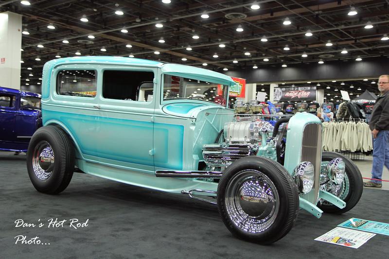 Ralph & Linda Miller's 1930 Model A Ford Sedan