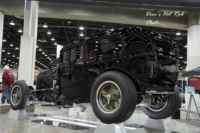 George Poteet's 1932 Ford Sedan