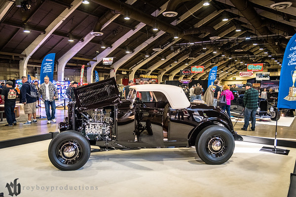 2017 Grand National Roadster Show