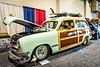1950 Ford Country Squire Woody wagon owned by Wendell Jack,