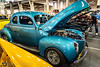 Terry Newsom's 1940 Ford Coupe