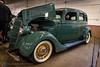Shane & RaeDeane Gebbink's 1935 Ford Fordor Sedan