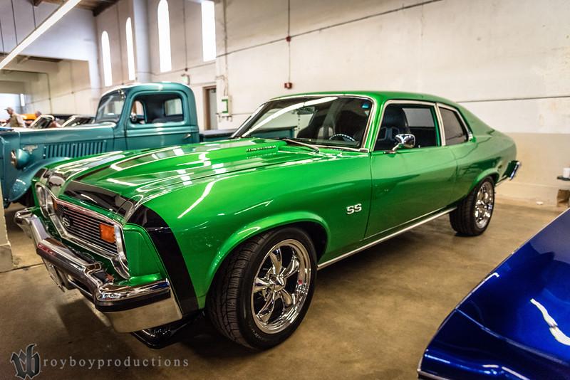 Fred Trujillo's 1973 Chevrolet Nova SS