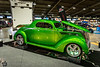 Henry And Patsy Fisher's 1937 Ford Coupe