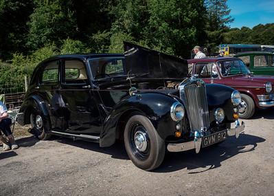 1951 Lea Francis 14 hp Saloon