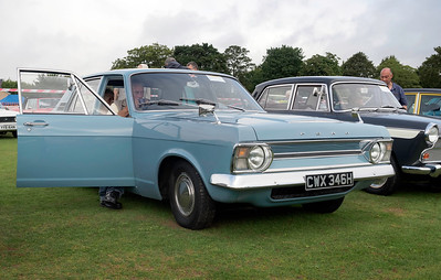 1970 Ford Zephyr V4