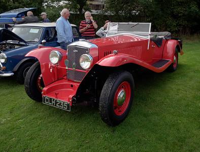 1934 Railton Sargeant Special