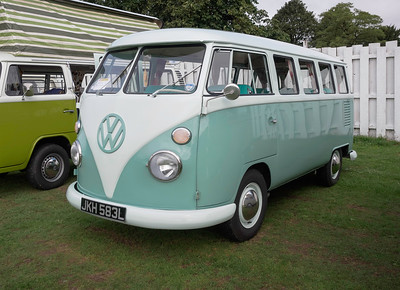 1973 Volkswagen Microbus/Kombi
