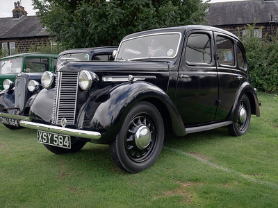 1939 Austin 8 Four Door Six Light Saloon