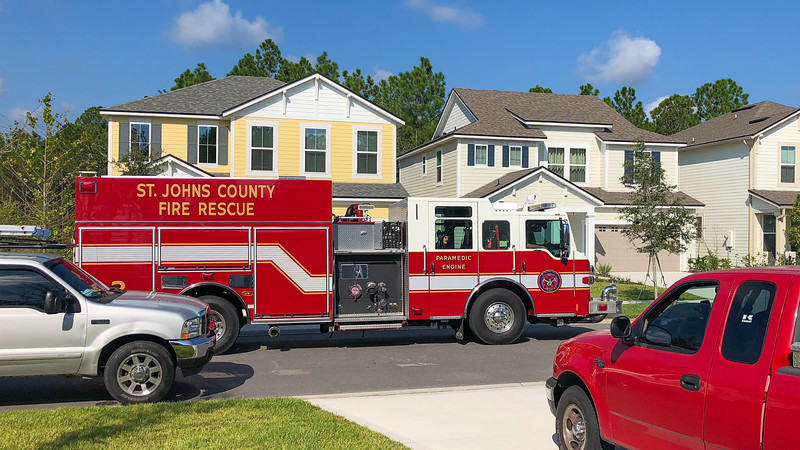 St Johns County Fire Rescue