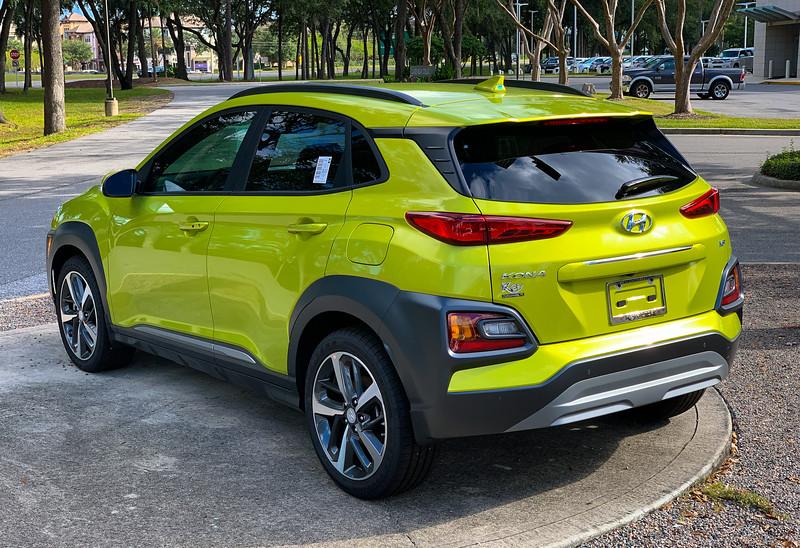 2019 Hyundai Kone