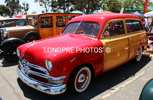 2018  DOHENY WOODS Car Show