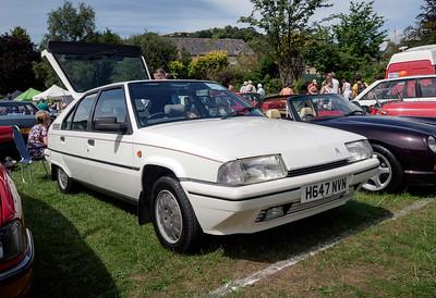 1990 Citroën BX 19 TGD Auto