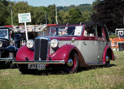 1939 Daimler DB18 Tickford Cabriolet