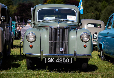 1953 Ford Prefect E493A