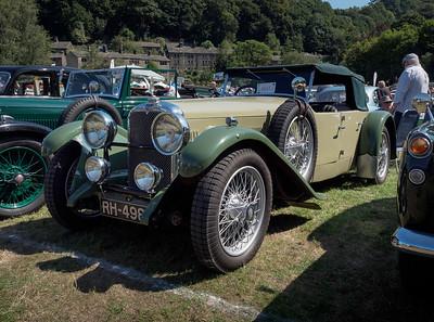 1932 Alvis Speed 20 SA