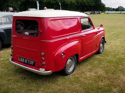 1968 Austin A35 Van
