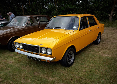 1972 Hillman Hunter GLS