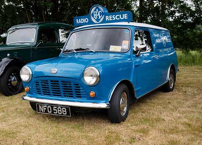 1961 Austin Mini Van