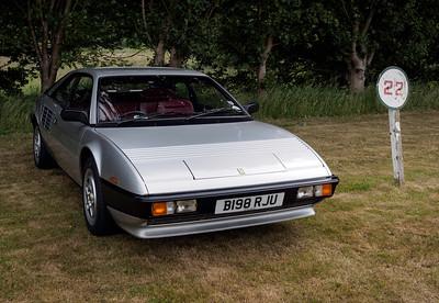 1984 Ferrari Mondial Quattrovalvole