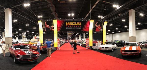 2018 Mecum Auto Auction - Denver 06/08/18