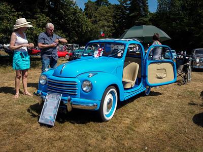 1955 Fiat 500 Topolino C