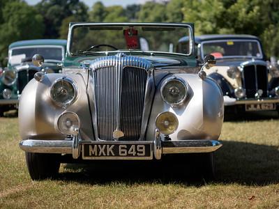 1952 Daimler DB18 Barker Special