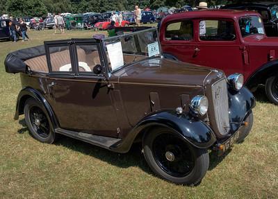 1935 Austin Seven Tourer