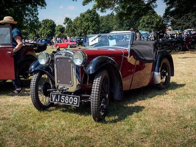 1934 Austin Seven Type 65