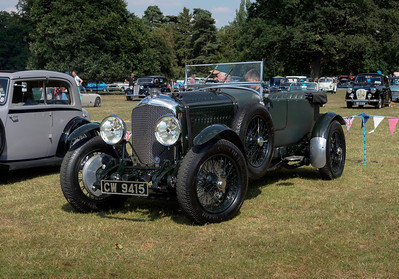 1928* Bentley 4½ Litre Le Mans