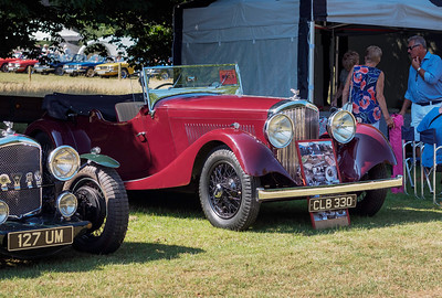 1935 Bentley 3½ Litre Tourer