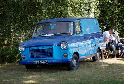 1967 Ford Transit Van