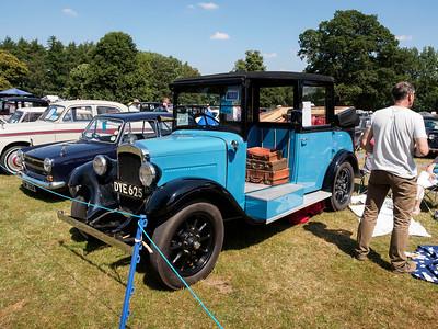 1937 Austin 12/4 Taxi